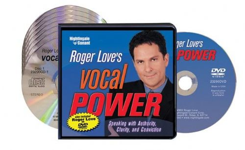 Roger Love's Vocal Power